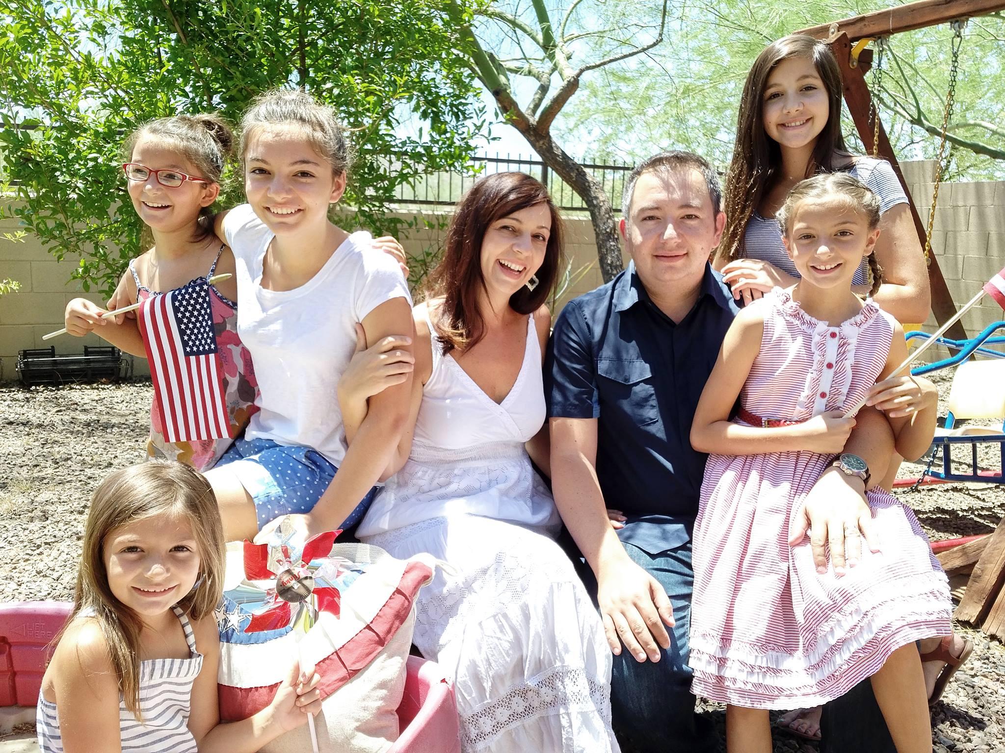 Ben Toma & Family